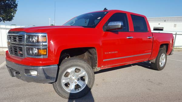 2014 CHEVROLET SILVERADO Z71!!! HUGE 4X4 SALE GOING ON NOW!!!