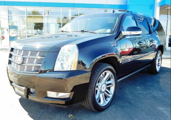2014 Cadillac Escalade ESV SUV Premium