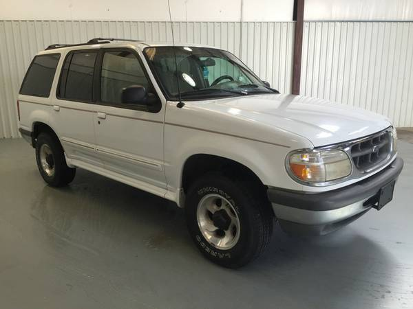 1998 FORD EXPLORER XLT**4DR**AUTOMATIC*POWER WINDOWS*V6 ENGINE***** WO