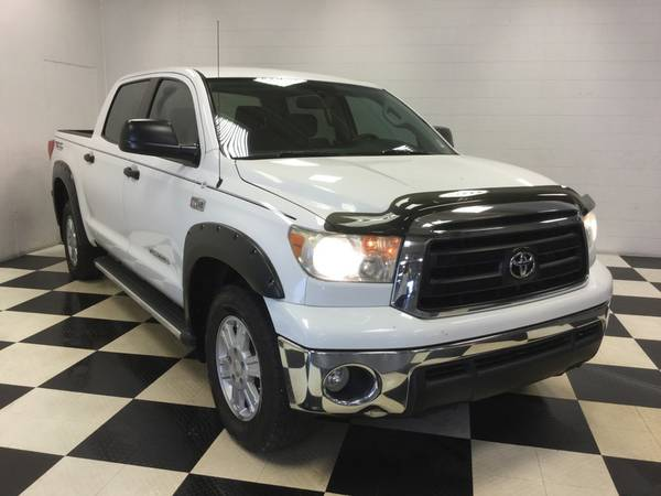 2011 TOYOTA TUNDRA CREWMAX TRD 4X4! DRIVES PERFECT! AMAZING DEAL!