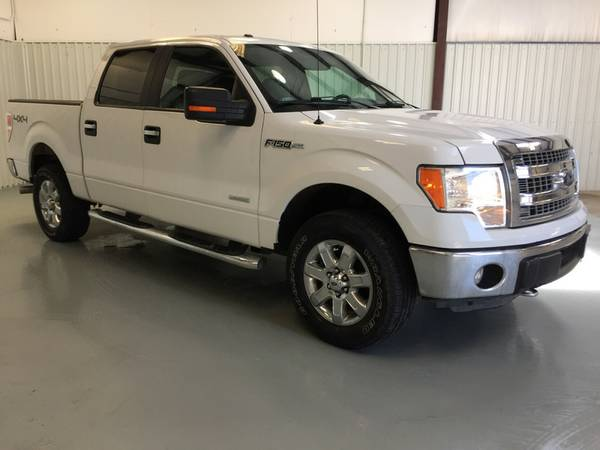 2014 FORD F150 CREW*4X4*ECO BOOST*STEP TAIL GATE*LOADED*SUPER NICE!!!