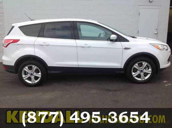 2016 Ford Escape Oxford White *Test Drive Today*