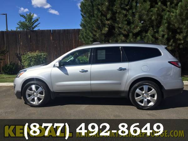 2013 Chevrolet Traverse Silver Ice Metallic Great Price! *CALL US*