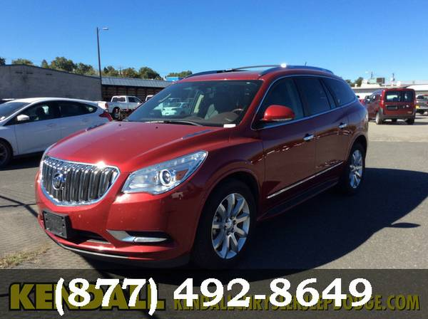 2013 Buick Enclave MAROON WOW... GREAT DEAL!