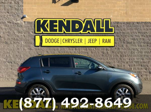 2015 Kia Sportage GREEN Buy Today....SAVE NOW!!