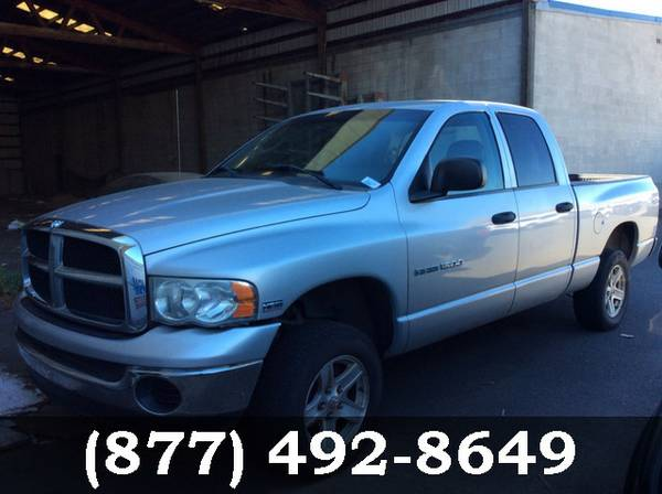 2005 Dodge Ram 1500 SILVER Great Deal!