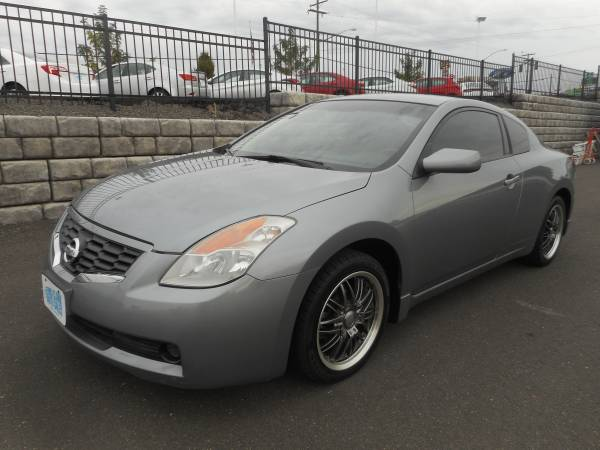 2008 NISSAN ALTIMA S COUPE