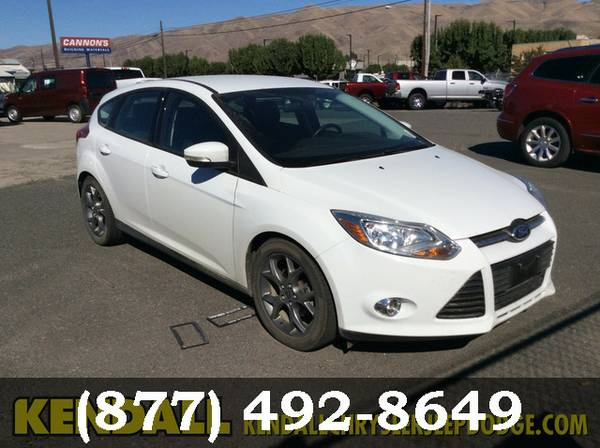 2014 Ford Focus WHITE *Test Drive Today*