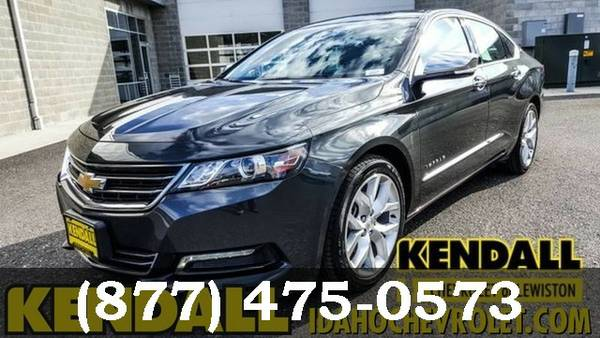 2014 Chevrolet Impala GRAY *BUY IT TODAY*