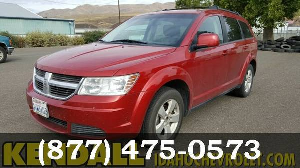 2009 Dodge Journey Inferno Red Crystal Pearl ***HUGE SAVINGS!!***