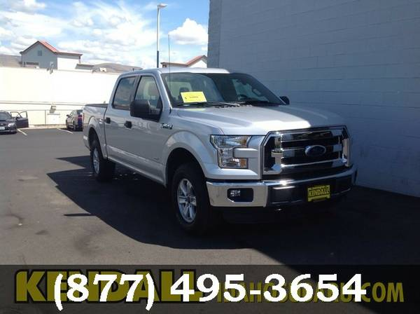 2015 Ford F-150 SILVER FOR SALE - GREAT PRICE!!