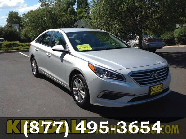2015 Hyundai Sonata SILVER Call Today!