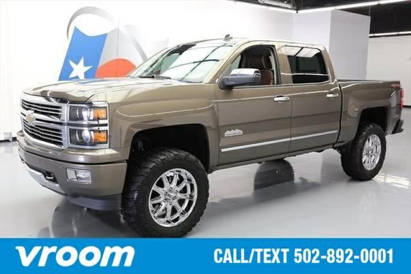 2014 Chevrolet Silverado 1500 High Country 7 DAY RETURN / 3000 CARS IN
