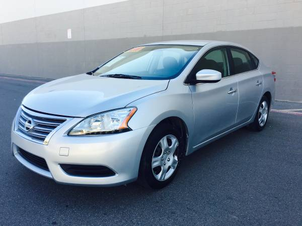 2013 Nissan Sentra S (low-miles) ((-0- DOWN ))