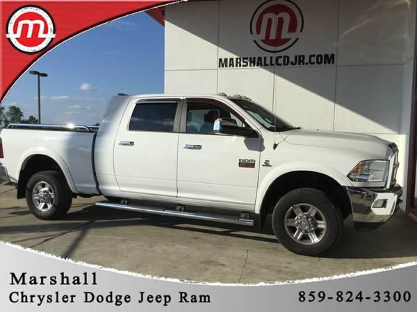 2012 Dodge Ram 2500 4D Mega Cab Laramie