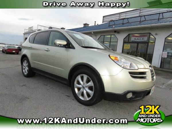 Stock 425268 Subaru 2006 B9 Tribeca SUV Limited