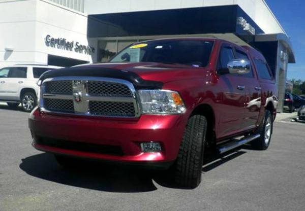 2012 RAM 1500 Truck Laramie Longhorn/Limited Edition 39,651 miles only