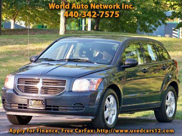 2008 Dodge Caliber SXT. Fully Loaded. Well Maintained. Must See.