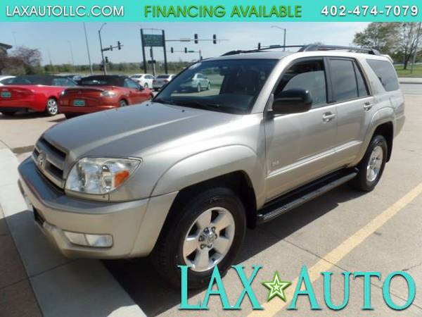 2004 Toyota 4Runner Sport Edition 2WD * 162k miles * NEW TIRES!