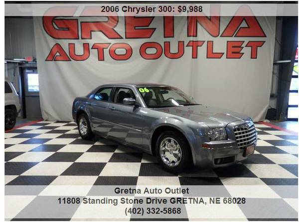 2006 Chrysler 300*TOURING EDITION 75K 3.5L HO V6 HEATED SEATS*TEXT US