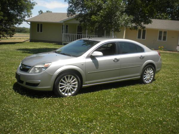 2008 SATURN AURA XR 3.5