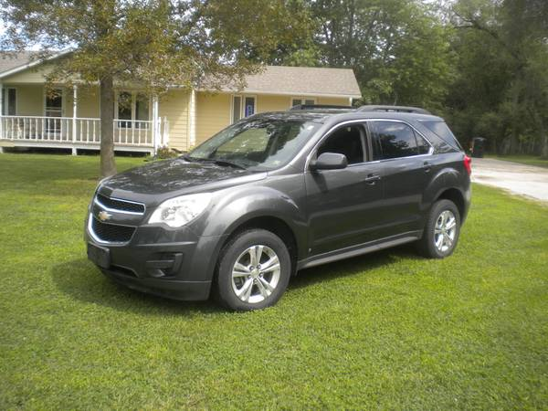 2010 CHEVY EQUINOX LT AWD
