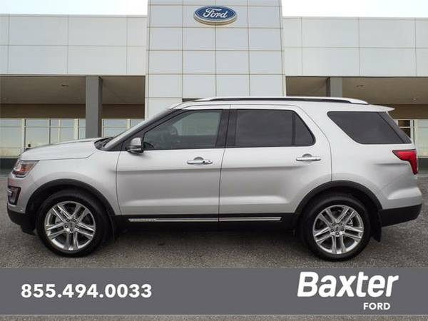 2016 Ford Explorer AWD Limited 4dr SUV Limited