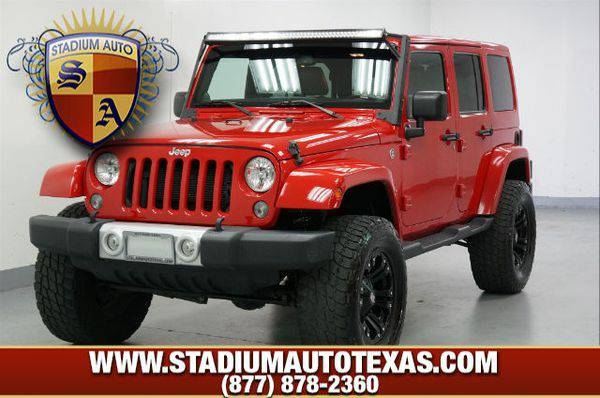 2014 *Jeep* *Wrangler* *Unlimited* ~ Over 500 vehicles to choose from