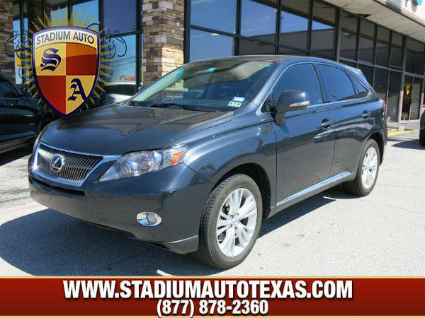 2010 *Lexus* *RX* *450h* ~ Over 500 vehicles to choose from ~