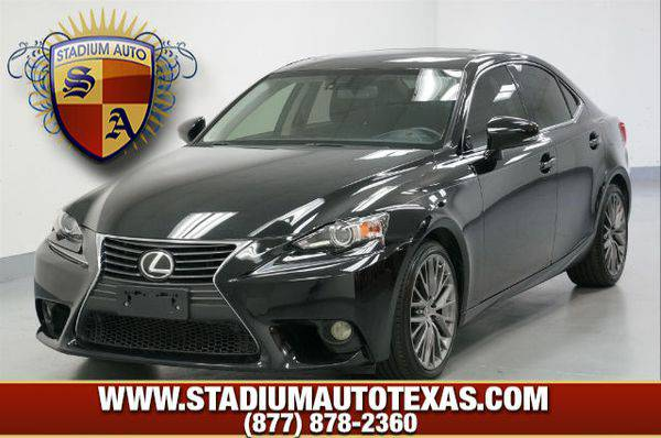 2014 *Lexus* *IS* *250* ~ Over 500 vehicles to choose from ~