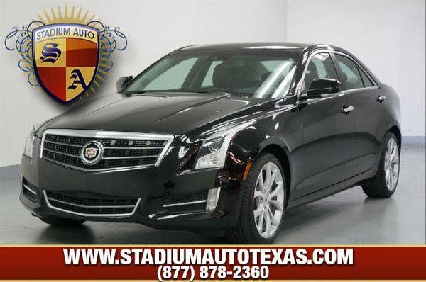 2013 *Cadillac* *ATS* ~ Over 500 vehicles to choose from ~