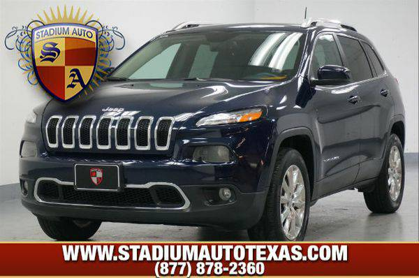 2016 *Jeep* *Cherokee* ~ Over 500 vehicles to choose from ~