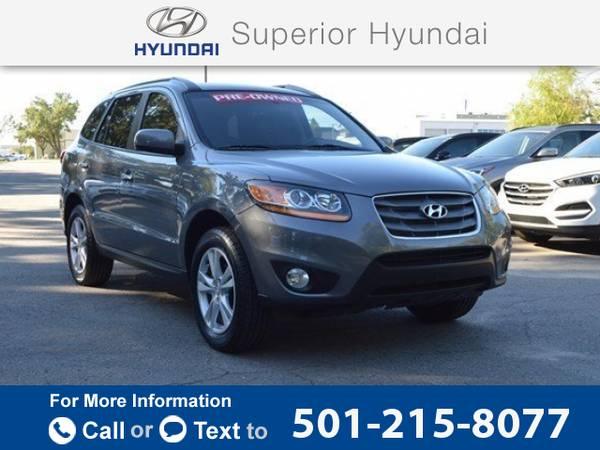 2010 *Hyundai* *Santa* *Fe* *Limited* 78k miles