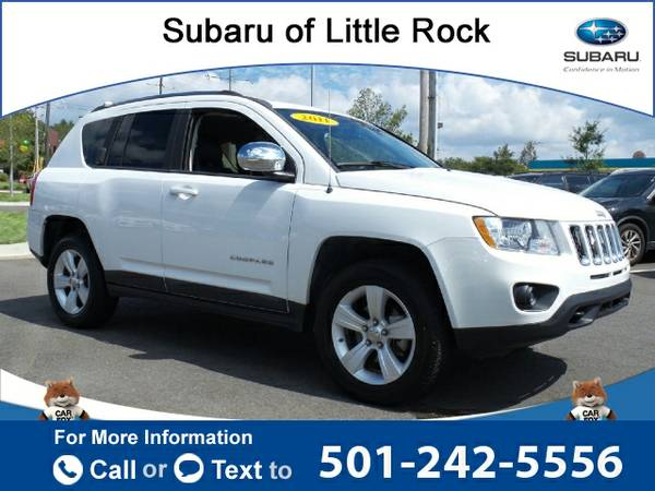 2011 *Jeep* *Compass* *Limited* 37k miles