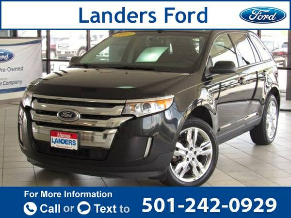 2013 *Ford* *Edge* *4dr* *SEL* *FWD* 93k miles