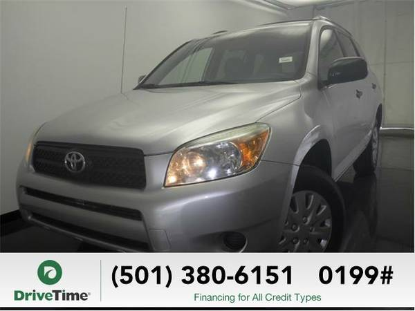 2008 *Toyota RAV4* - LOW DOWN-PAYMENT