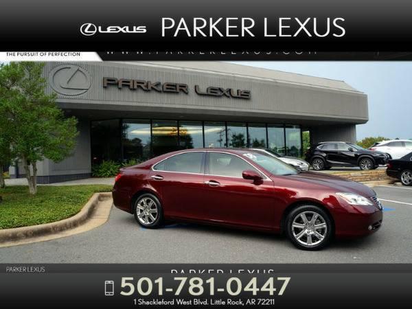*2008* *Lexus Es 350* *4DR SDN AT* Red