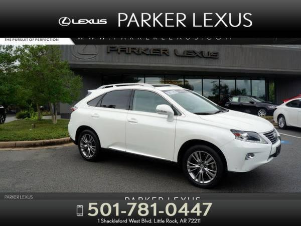 *2014* *Lexus Rx 350* *4DR FWD* White