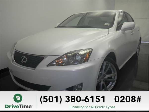 2007 *Lexus IS 350* - LOW DOWN-PAYMENT