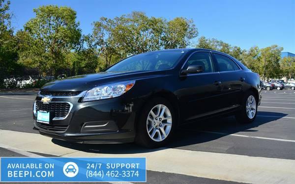 2014 *Chevrolet* *Malibu* *4dr Sedan* -$15,399