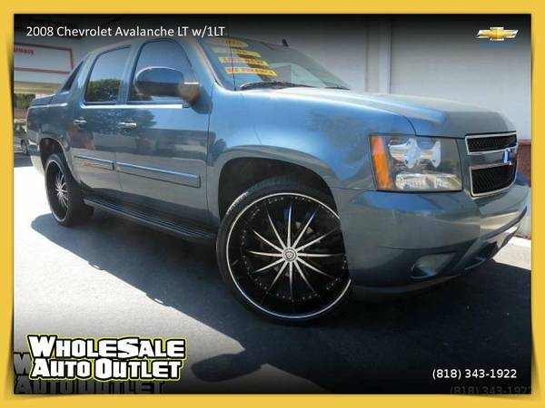 2008 Chevrolet Avalanche LT w/1LT with ONLY 0 Miles