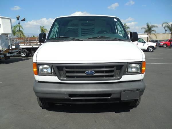 2005 Ford E-250 Cargo / Utility Van Low Miles