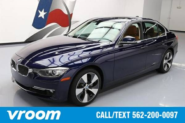 2013 BMW ActiveHybrid 3 ActiveHybrid 3 4dr Sedan Sedan 7 DAY RETURN /