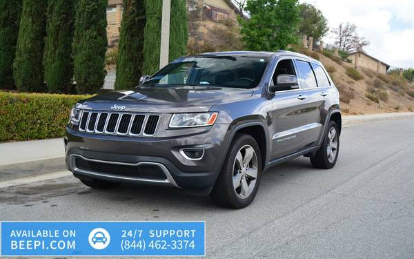 2014 *Jeep* *Grand Cherokee* *RWD* -$27,499