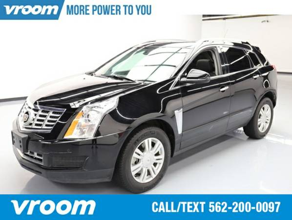 2016 Cadillac SRX Luxury Collection SUV 7 DAY RETURN / 3000 CARS IN ST