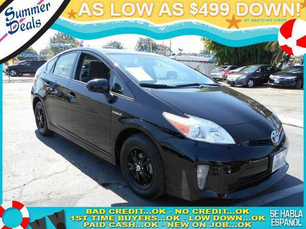 2012 *Toyota* *Prius* Five 4dr Hatchback - CALL TODAY!