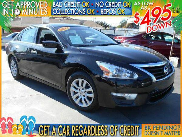 2015 *Nissan* *Altima* 2.5 S 4dr Sedan - CALL TODAY!