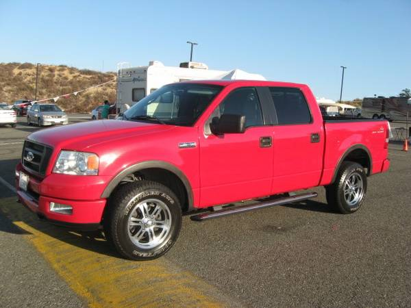 2005 FORD F150 FX4 - For Sale By Owner