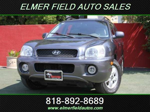 2006 Hyundai Santa Fe- Carfax 1-Owner, Super Low Miles, Call 818892868