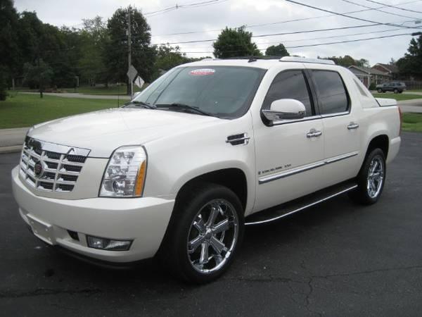 *87K MILES* 2007 Cadillac Escalade EXT Truck -2.99% 66MO